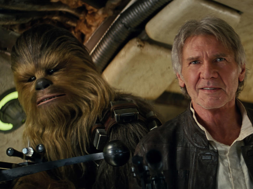 Was Harrison Ford really replaceable as Han Solo?