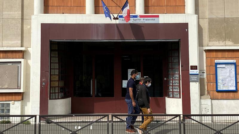 France shuts more schools as pupils test positive for Covid-19