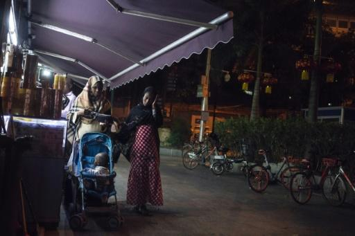 """The """"Little Africa"""" district in Guangzhou, the capital of southern China's Guangdong province, has long been a magnet for fortune-seeking Africans"""