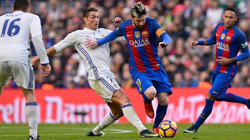'Ronaldo a genius, but Messi still the best' - Barca star backed for another Ballon d'Or by Jordi Alba