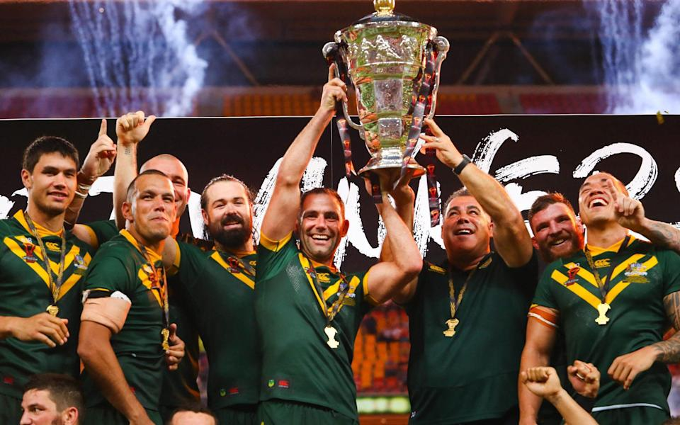 Rugby League World Cup postponed to 2022 after Australia and New Zealand's withdrawals - AFP