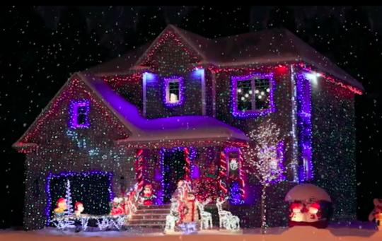 are your christmas lights endangering pilots - How To Decorate Your House With Christmas Lights