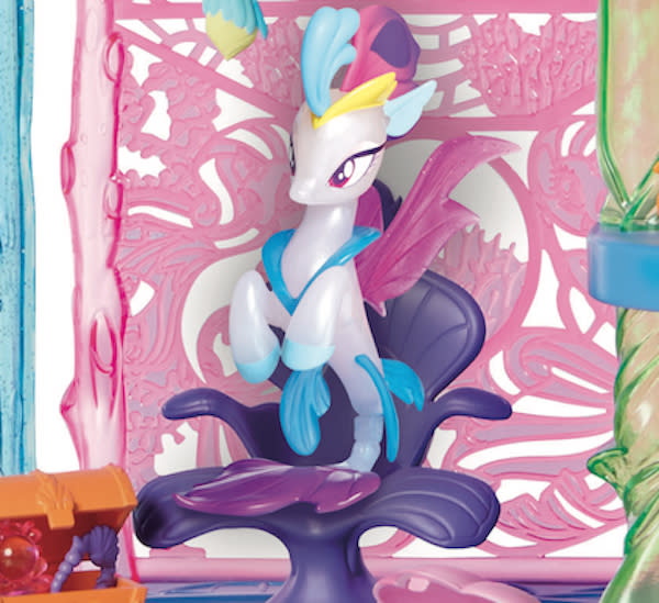 My Little Pony The Movie Exclusive Heres Toy Version Of New Queen