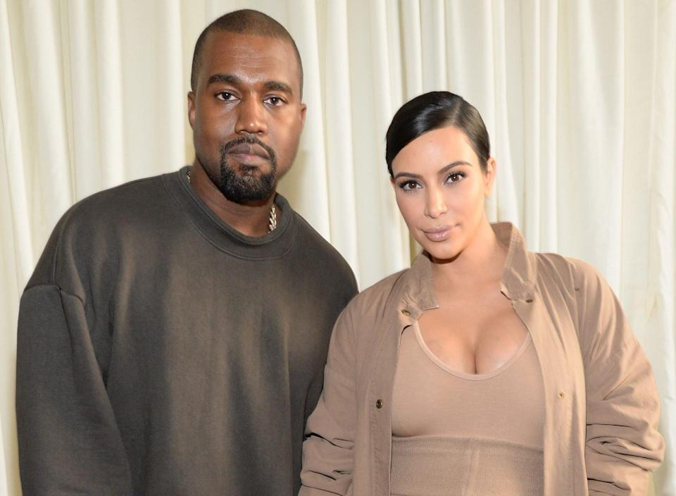 """Kim Kardashian West Said Caring for COVID-Positive Kanye Was """"So Scary"""""""