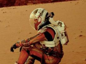 Matt Damon drama 'The Martian' is flying off of Netflix20th Century Fox