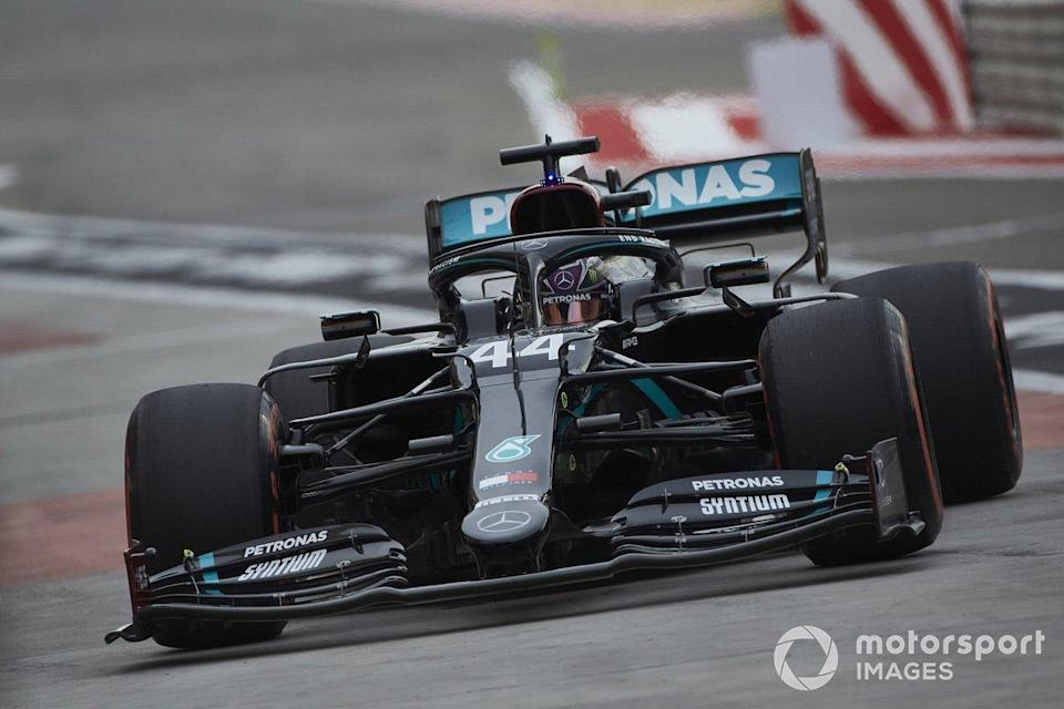 "Lewis Hamilton, Mercedes F1 W11 <span class=""copyright"">Steve Etherington / Motorsport Images</span>"