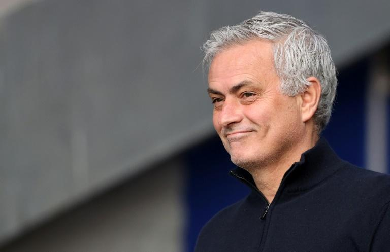 Jose Mourinho returns to Italy to coach Roma on a three-year deal.