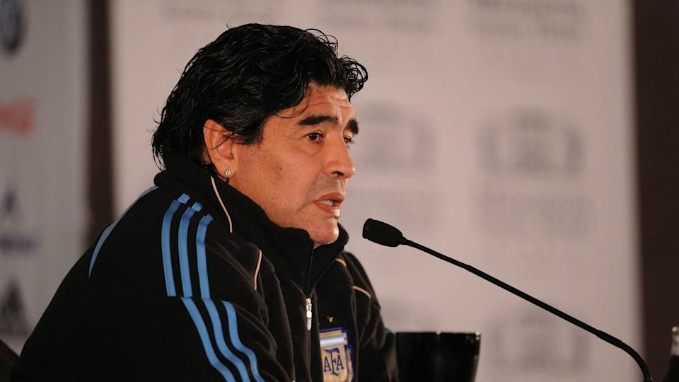 Argentina Press Conference | Denis Doyle/Getty Images