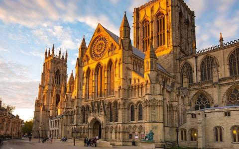 York Minster - Credit: CHRIS HEPBURN