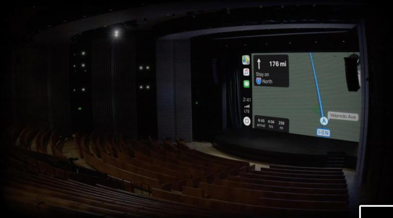 Apple event live stream shows creepy footage from inside headquarters that could hint at new products