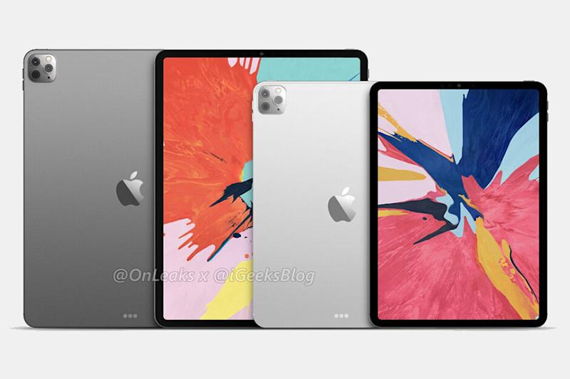 Apple iPad Pro 2020 Likely to Launch in March; Coronavirus May Delay Production