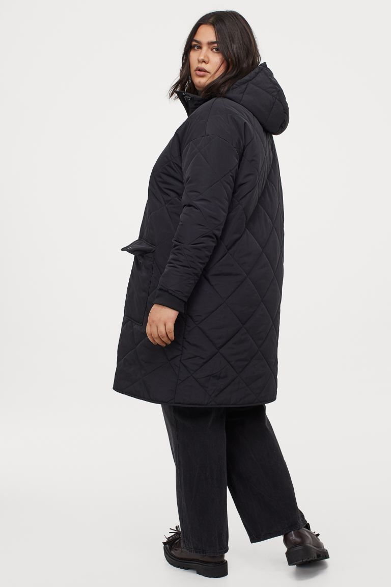 """<br><br><strong>H&M</strong> Quilted Jacket, $, available at <a href=""""https://go.skimresources.com/?id=30283X879131&url=https%3A%2F%2Fwww2.hm.com%2Fen_us%2Fproductpage.0940177002.html"""" rel=""""nofollow noopener"""" target=""""_blank"""" data-ylk=""""slk:H&M"""" class=""""link rapid-noclick-resp"""">H&M</a>"""