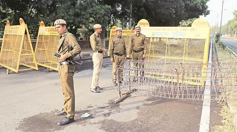 Panchkula braces for protests, security tightened