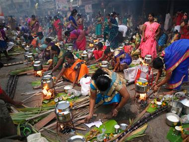 Tamil Nadu celebrates Pongal with fervour; Ram Nath Kovind, Narendra Modi take to Twitter to mark harvest festival