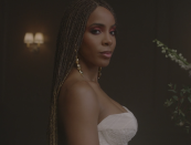 """<p>Last is Beyoncé's good friend and Destiny's Child member Kelly Rowland. Bey uses a play on words with Rowland's last name: """"Drip broke the levee when my Kellys roll in."""" </p>"""