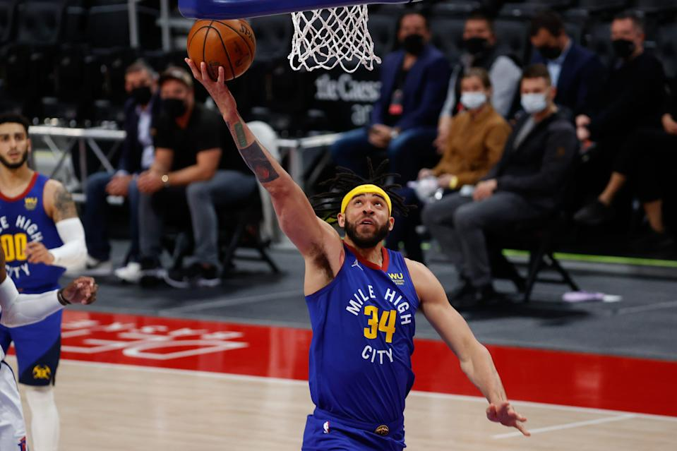 Denver Nuggets center JaVale McGee will join Team USA at the Tokyo Olympics.