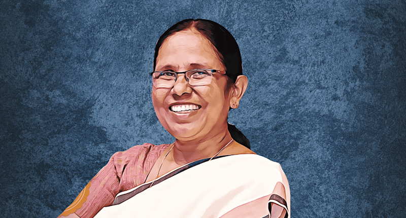 Kerala Health Minister KK Shailaja has been widely applauded for leading the fight against Coronavirus in the State.