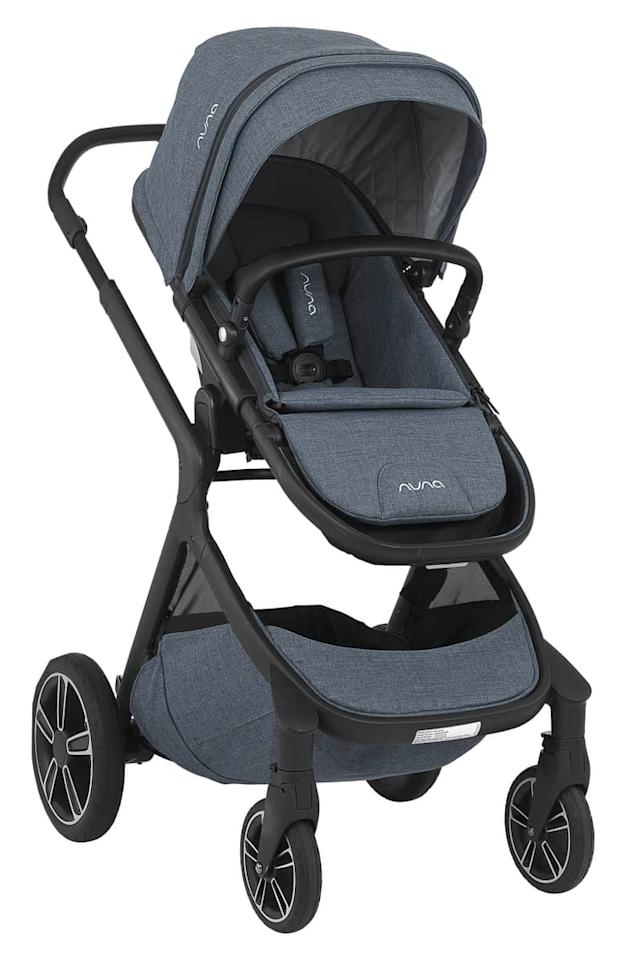 "<p>The <a href=""https://www.popsugar.com/buy/Nuna-Demi-Grow-Stroller-384144?p_name=Nuna%20Demi%20Grow%20Stroller&retailer=shop.nordstrom.com&pid=384144&price=800&evar1=moms%3Aus&evar9=45482898&evar98=https%3A%2F%2Fwww.popsugar.com%2Ffamily%2Fphoto-gallery%2F45482898%2Fimage%2F45483291%2FNuna-Demi-Grow-Stroller&list1=baby%20showers%2Cstrollers%2Cbaby%20shower%20gifts%2Cbaby%20shopping%2Cnew%20moms%2Cbest%20of%202019&prop13=mobile&pdata=1"" rel=""nofollow"" data-shoppable-link=""1"" target=""_blank"" class=""ga-track"" data-ga-category=""Related"" data-ga-label=""https://shop.nordstrom.com/s/nuna-demi-grow-stroller/4918309?origin=category-personalizedsort&amp;breadcrumb=Home%2FBrands%2Fnuna&amp;color=aspen"" data-ga-action=""In-Line Links"">Nuna Demi Grow Stroller</a> ($800) is created with the expanding family in mind. If your family grows in size, it's easy to convert the stroller into a custom double - you just need to pick up appropriate attachments. The stroller folds up easily and includes the brand's popular Dream Drape, a removable, extendable, protective UPF 50+ canopy.</p>"