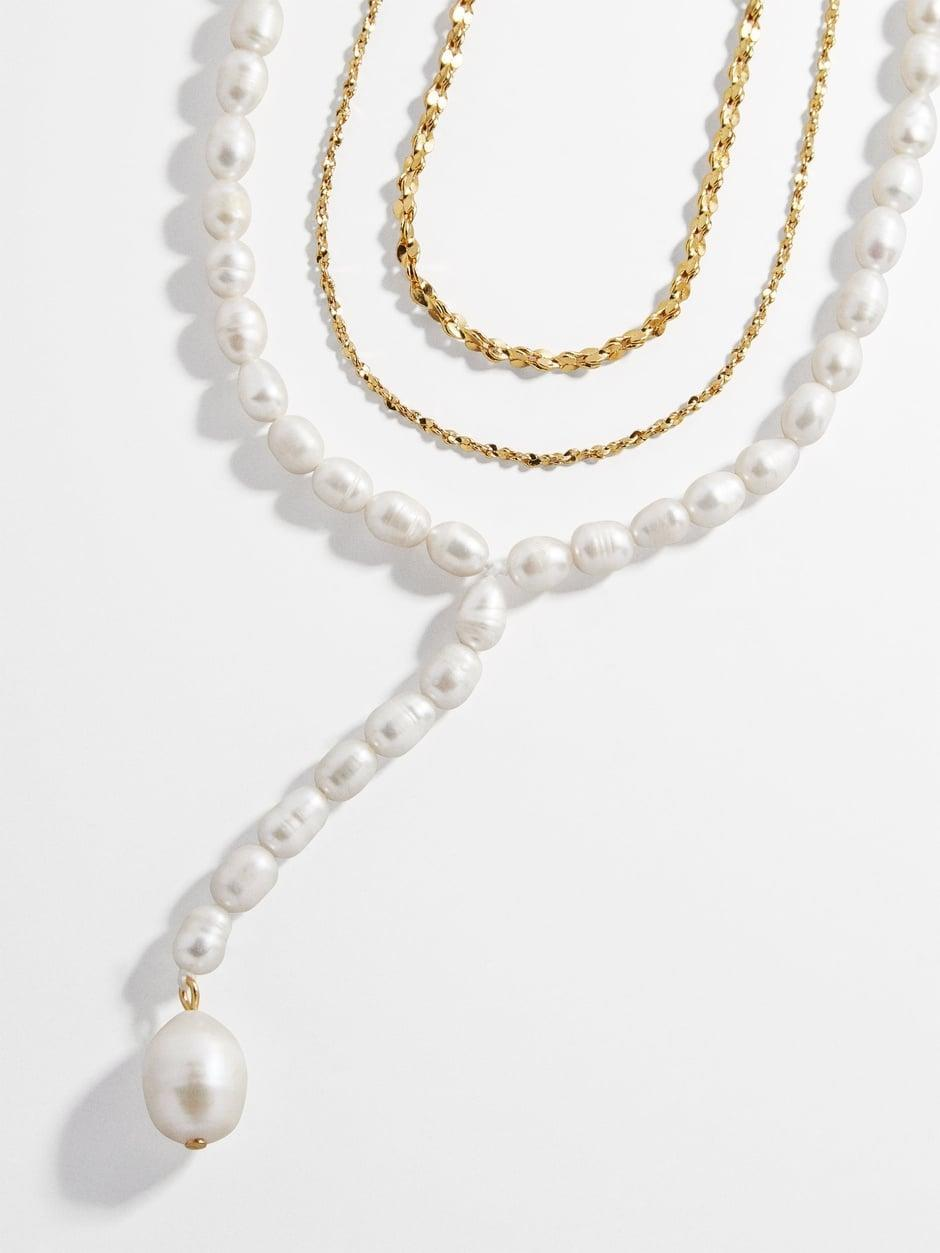"<p><a href=""https://www.popsugar.com/buy/Baltic-Pearl-Layered-Necklace-570441?p_name=Baltic%20Pearl%20Layered%20Necklace&retailer=baublebar.com&pid=570441&price=22&evar1=fab%3Aus&evar9=47437458&evar98=https%3A%2F%2Fwww.popsugar.com%2Fphoto-gallery%2F47437458%2Fimage%2F47440760%2FBaltic-Pearl-Layered-Necklace&list1=shopping%2Cjewelry%2Caccessories%2Cbaublebar%2Cspring%20fashion%2Csale%20shopping%2Cfashion%20shopping&prop13=api&pdata=1"" class=""link rapid-noclick-resp"" rel=""nofollow noopener"" target=""_blank"" data-ylk=""slk:Baltic Pearl Layered Necklace"">Baltic Pearl Layered Necklace</a> ($22, originally $46)</p>"
