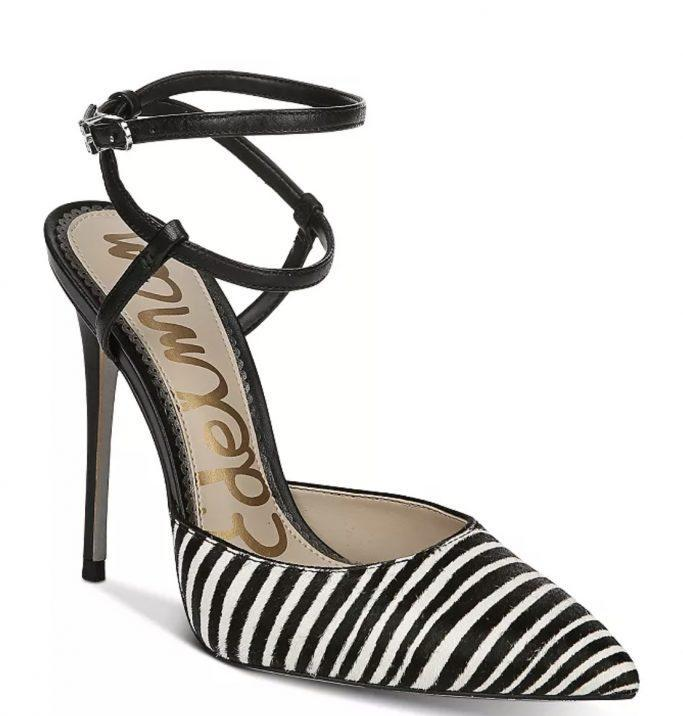 Sam Edelman Animal Print Pumps