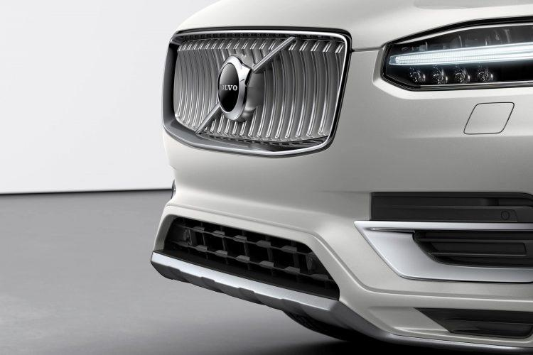 Volvo Updates Volvo Xc90 With Kinetic Energy Recovery System