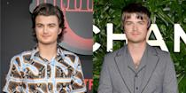<p>RIP Steve Harrington's mullet. <em>Stranger Things </em>star Joe Keery showed off a brand new bowl cut during New York Fashion Week and fans are totally freaking out over his new look. While filming for <em>Stranger Things </em>season 4 hasn't started yet, this haircut is completely different than anything fans have seen since he broke out in the scene in 2016. So will he stick with it for season 4? Guess we'll have to wait and see. </p>