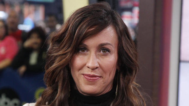 Singer-songwriter Alanis Morissette has revealed her battle with postpartum depression after giving birth to her daughter.