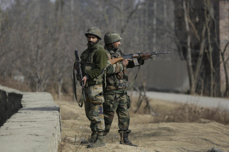 Army Captain injured in firing by Pak troops