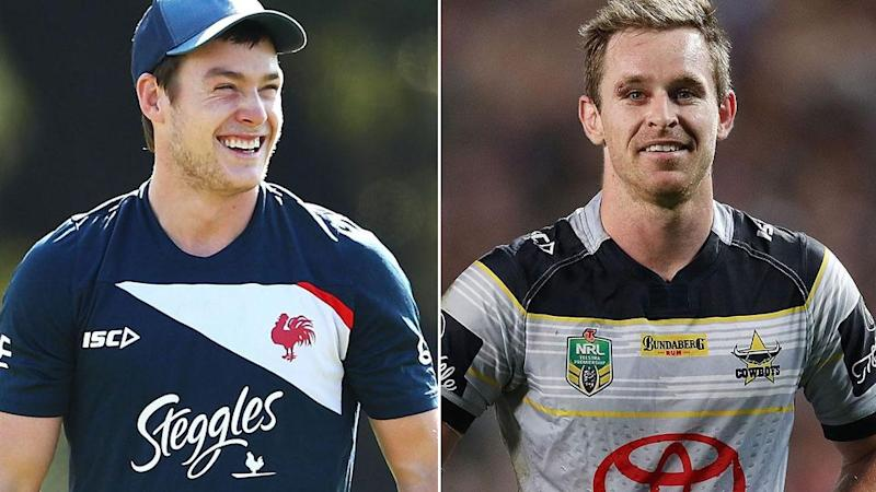 Luke Keary and Michael Morgan could both be set to return. Pic: Getty