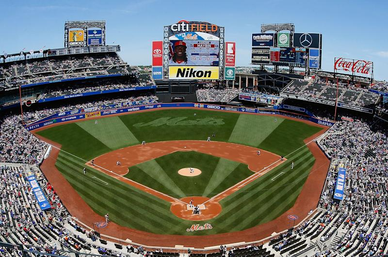 Citi FIeld will host a series between the Rays and Yankees with Hurricane Irma set to Florida. (Getty Images)