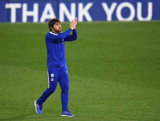 Antonio Conte: I 'wasn't able to convey that determination' to Chelsea players