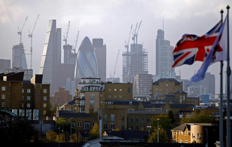 A no-deal Brexit would stunt investment and exports, causing a contraction in economic activity, according to the British government's official forecaster