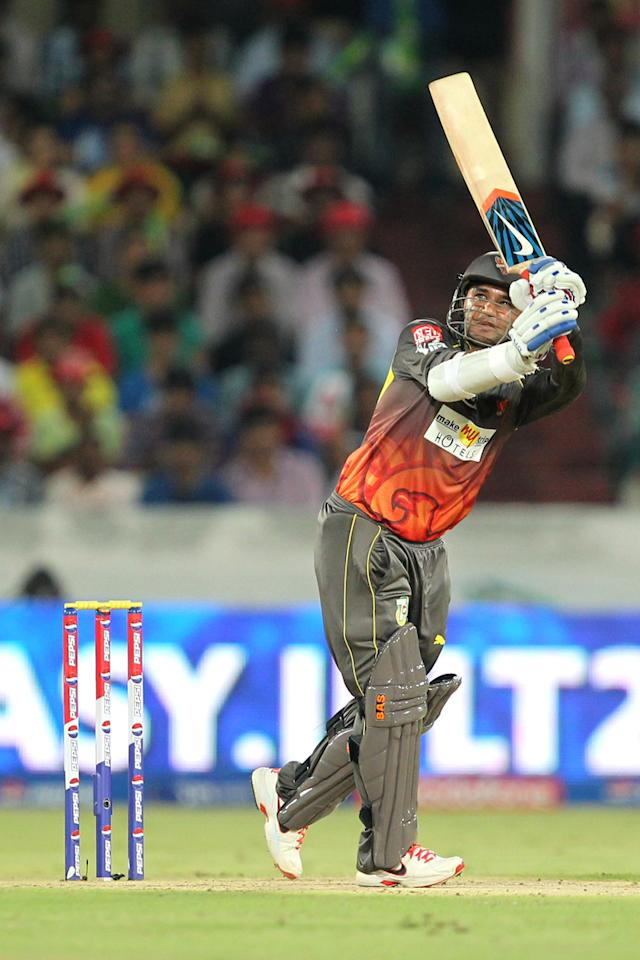 Parthiv Patel during match 54 of the Pepsi Indian Premier League between The Sunrisers Hyderabad and Chennai Superkings held at the Rajiv Gandhi International  Stadium, Hyderabad  on the 8th May 2013Photo by Prashant Bhoot-IPL-SPORTZPICS Use of this image is subject to the terms and conditions as outlined by the BCCI. These terms can be found by following this link:https://ec.yimg.com/ec?url=http%3a%2f%2fwww.sportzpics.co.za%2fimage%2fI0000SoRagM2cIEc&t=1493180346&sig=dWGSsXv4FLaEbC9vjOiDmg--~C
