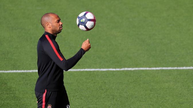 Thierry Henry. (AFP/Valery Hache)