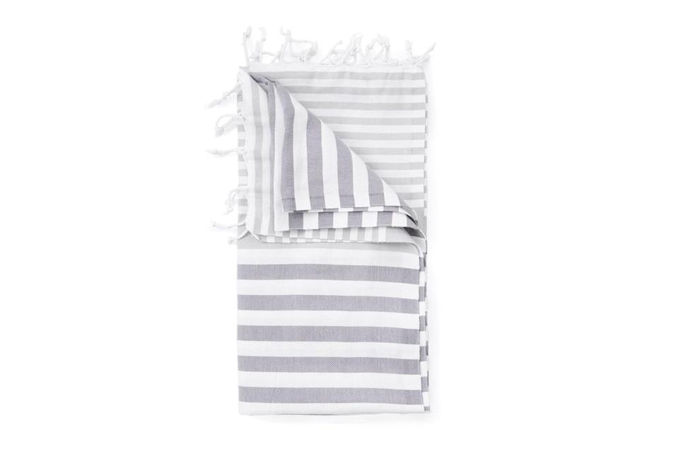 "$35, Huckberry. <a href=""https://huckberry.com/store/turkish-towels/category/p/53685-capri-turkish-towel"" rel=""nofollow noopener"" target=""_blank"" data-ylk=""slk:Get it now!"" class=""link rapid-noclick-resp"">Get it now!</a>"