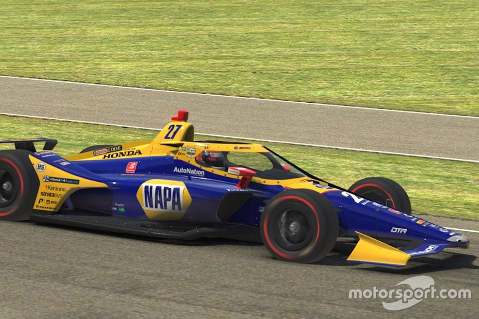 """Alexander Rossi, Andretti Autosport<span class=""""copyright"""">Chris Graythen - Getty Images</span>"""