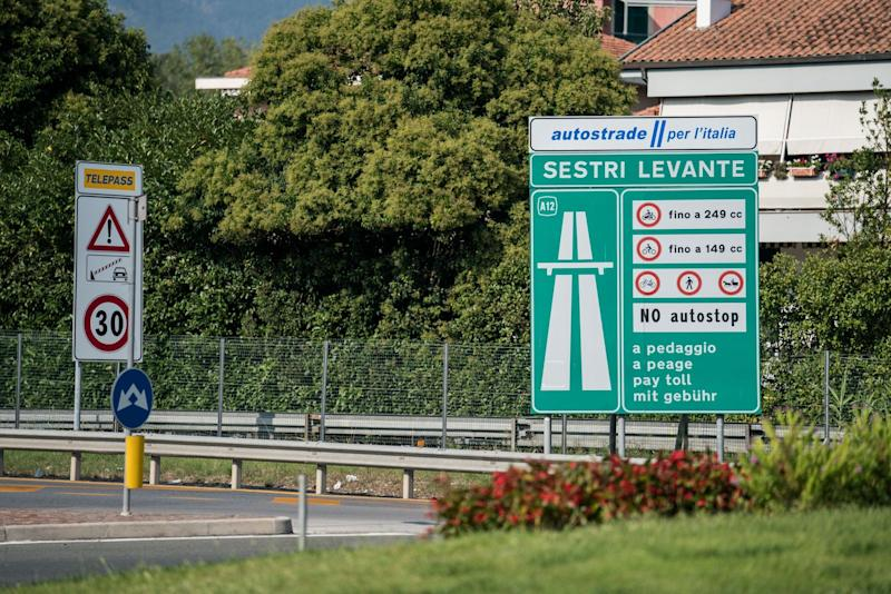 Italian State-Backed Lender May Buy Autostrade Stake in IPO