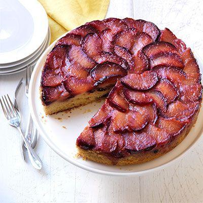 <p>Don't go through plum season without making this cake.</p><p>Get the recipe from <span>Delish</span>.<br></p>