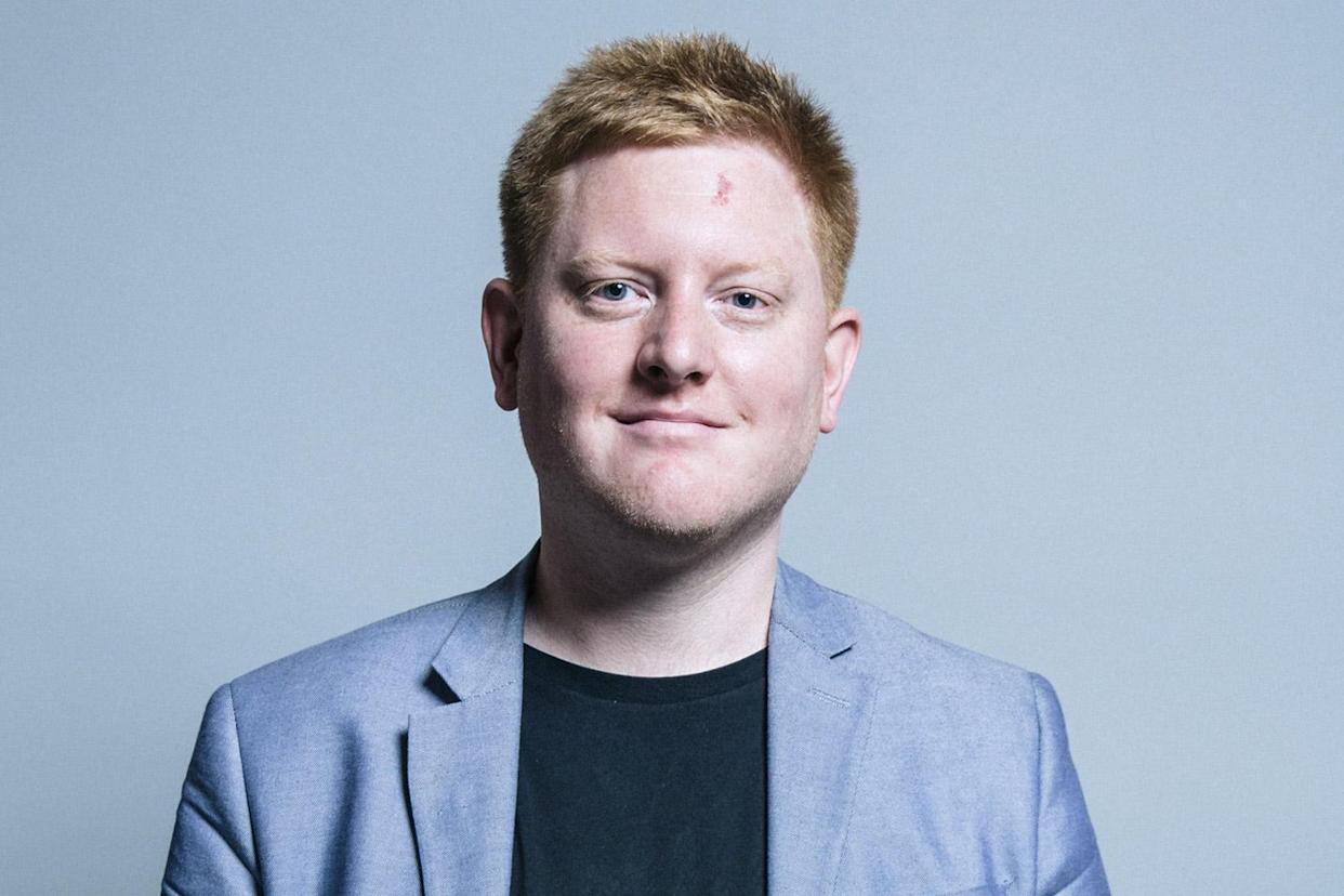 Jared O'Mara has quit the Labour Party