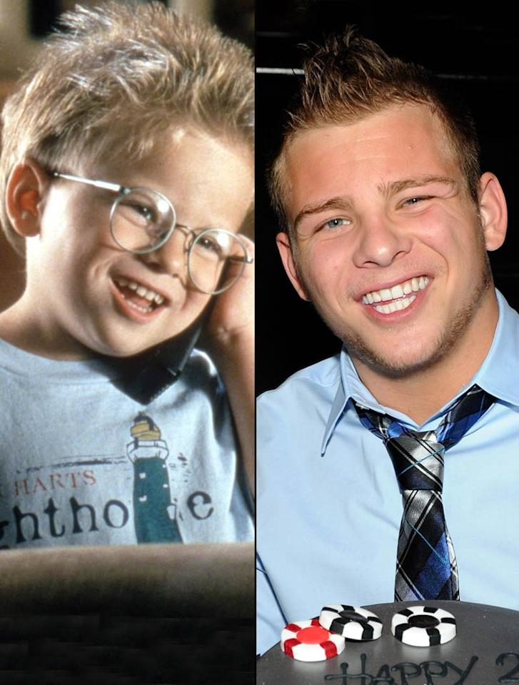 "#5: <a target=""_blank"" href=""http://omg.yahoo.com/blogs/thefamous/jonathan-lipnicki-turns-21-vegas-133118159.html"">'Jerry Maguire' Kid's 21st Birthday</a>, <span style=""font-size:10pt;font-family:'sans-serif';""></span><span style=""font-size:10pt;color:black;"">4,287,059 clicks from the Yahoo! front page<br><br>In  October, Jonathan Lipnicki -- better known as the kid who portrayed  Renee Zellweger's precocious-yet-adorable son in ""Jerry Maguire"" -- made  headlines when he celebrated his 21st birthday in Sin City. After all,  most of us hadn't seen him since he starred in the sports flick at age  5! Although Lipnicki's acting career has stagnated somewhat, he's still  working in the biz -- and spends quite a bit of his time at the gym  bulking up. ""I live in Hollywood,"" he told <i>People</i> magazine in September.  ""Go three feet and you will run into someone more cut and  better-looking than me. For me working out is more about keeping my  temperament great. Jujitsu and lifting keep me very even.""</span>"