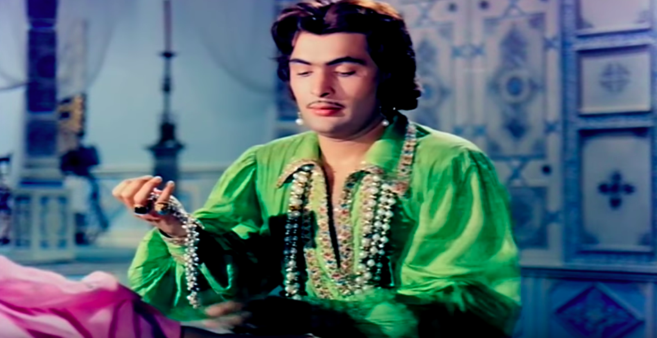 <p>Character – 'Majnu'<br />Based on the legend of India's great lovers, the movie amply showcased Rishi Kapoor's restrained performance. </p>