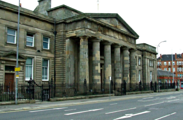 <em>Gavan admitted his guilt at the High Court in Glasgow (Geograph)</em>