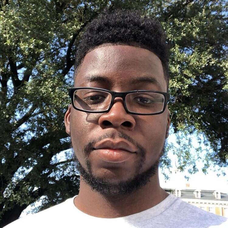 Timothy Nesmith is a 25-years-old living in Columbia South Carolina, who got laid off on March 5 due to the coronavirus.   (Photo: Courtesy of Timothy Nesmith)