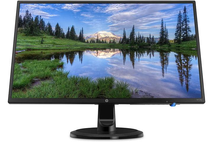 HP 24yh 24-inch Monitor