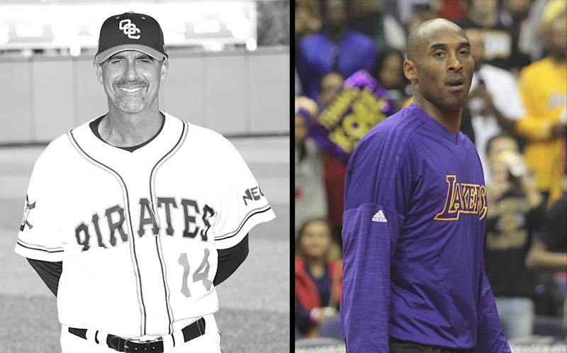 John Altobelli, the baseball coach at Orange Coast College, died with Kobe Bryant in a helicopter crash Sunday. (Orange Coast College/AP)