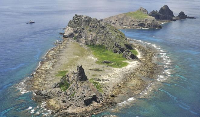 Japan on Thursday announced a change to the official addresses of the five main islands in the Senkaku group. Photo: Kyodo