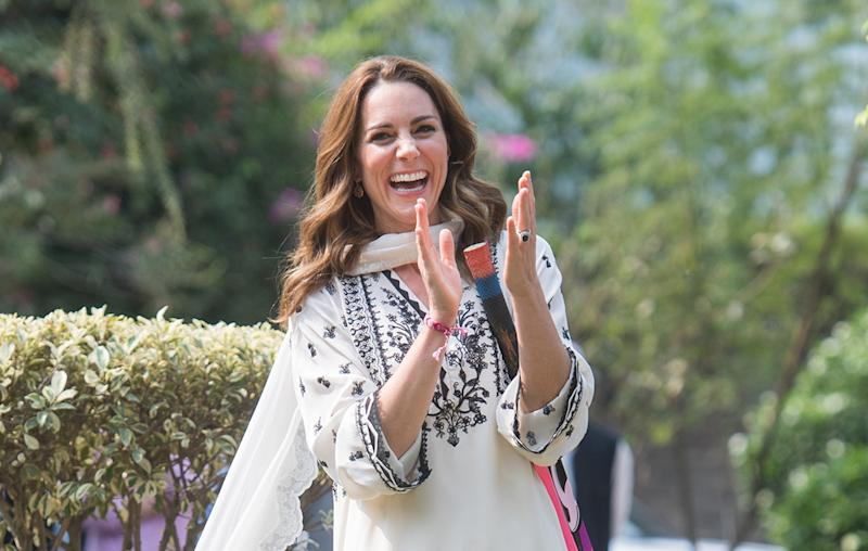 Kate Middleton Duchess of Cambridge wants one more child