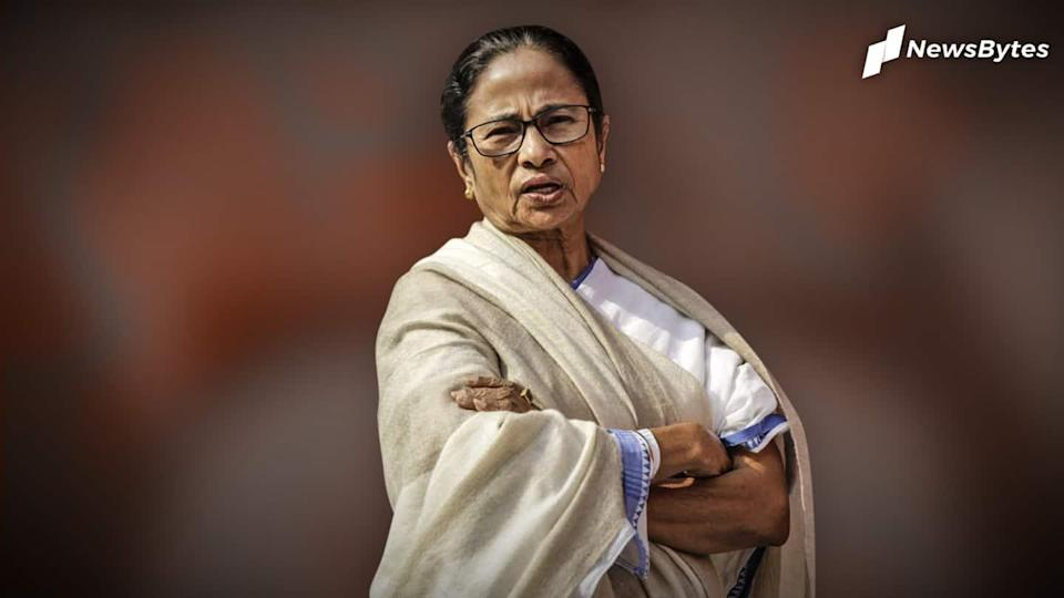 Bengal election: Mamata Banerjee banned from campaigning for 24 hours