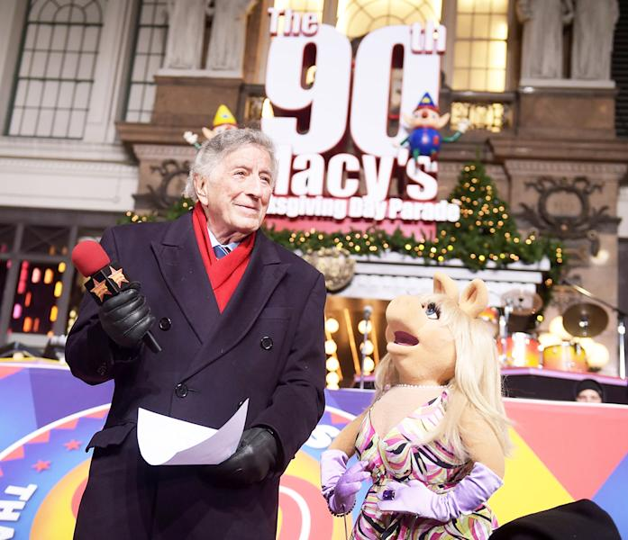 The Macy's Thanksgiving Day Parade 2016 kicks off at 9 a.m. ET on Thursday, November 24, and for the first time, viewers can livestream  - details