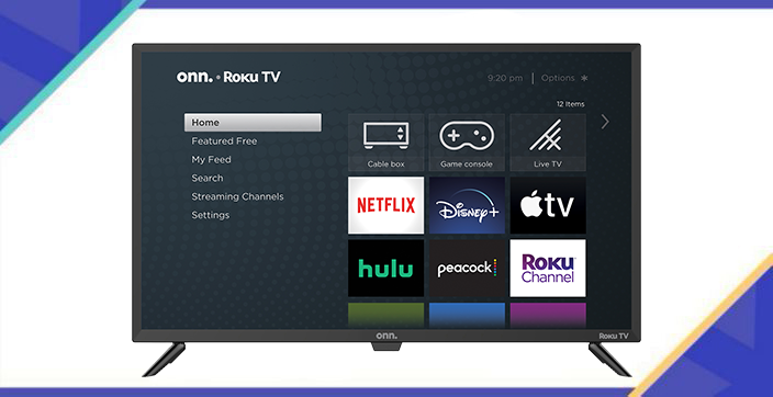 Win the holidays with this top-rated 32-inch Roku TV—it's only $108 today. (Photo: Walmart)